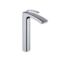 LAVABO HAUT 280 mm BOLLICINE + BONDE CHROME