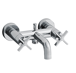 BAIN/DOUCHE CROSS ROAD CHROME
