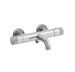 MITIGEUR THERMOSTATIQUE BAIN DOUCHE EAST SIDE CHROME