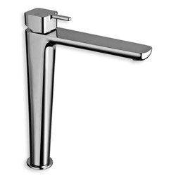 LAVABO HAUT KING POIGNEE MANETTE VIDAGE UP/D CHROME