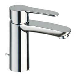 .LAVABO LARGE NEW DAY NF C 1 CHROME + VIDAGE LAITON