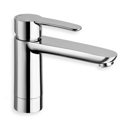 .LAVABO NEW DAY LARGE CORPS ORIENTABLE NF C 1 CHROME VIDAGE LAITON