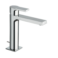 .LAVABO MEDIUM OMEGA VIDAGE METAL CHROME