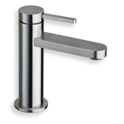 LAVABO UNIX AVEC VIDAGE UP/DOWN 100 % INOX