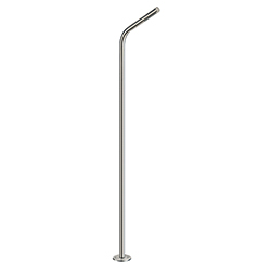 COLONNE DE DOUCHE DE PISCINE OUTDOOR 100 % INOX Ø 42 MONOFLUIDE***